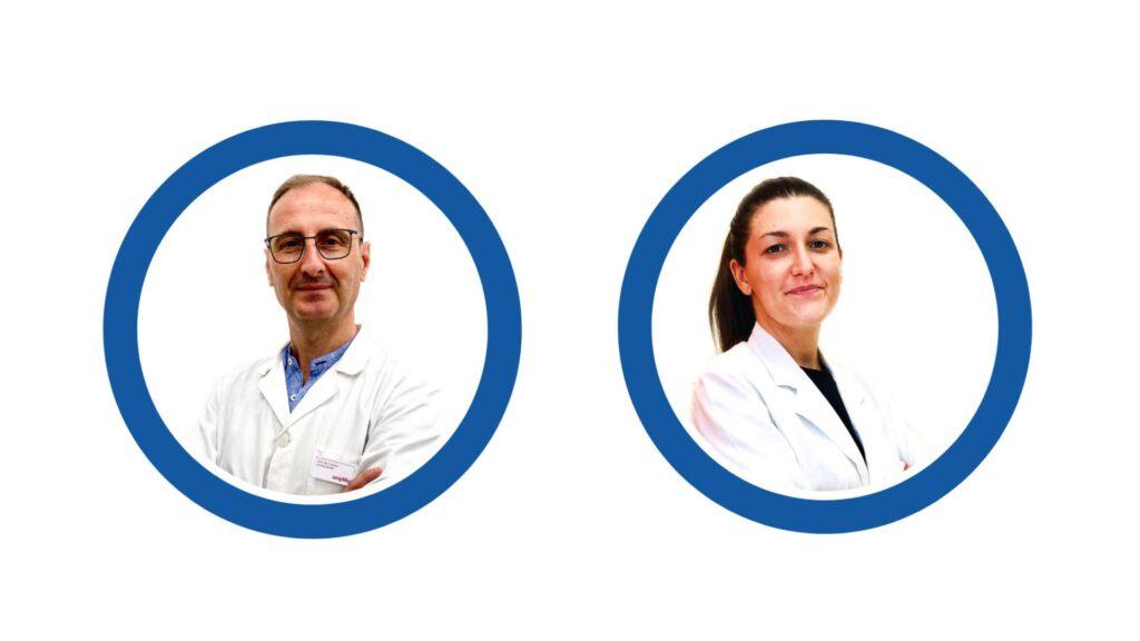 dottor vito de candia dottoressa nicla serena d'ingeo audioprotesista corato bari centro medico oculistico loiodice