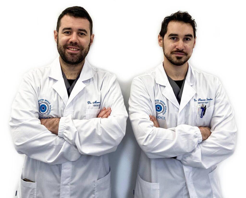 dottor marco loiodice oculista dottor simone loiodice ortottista contattologo posturologo