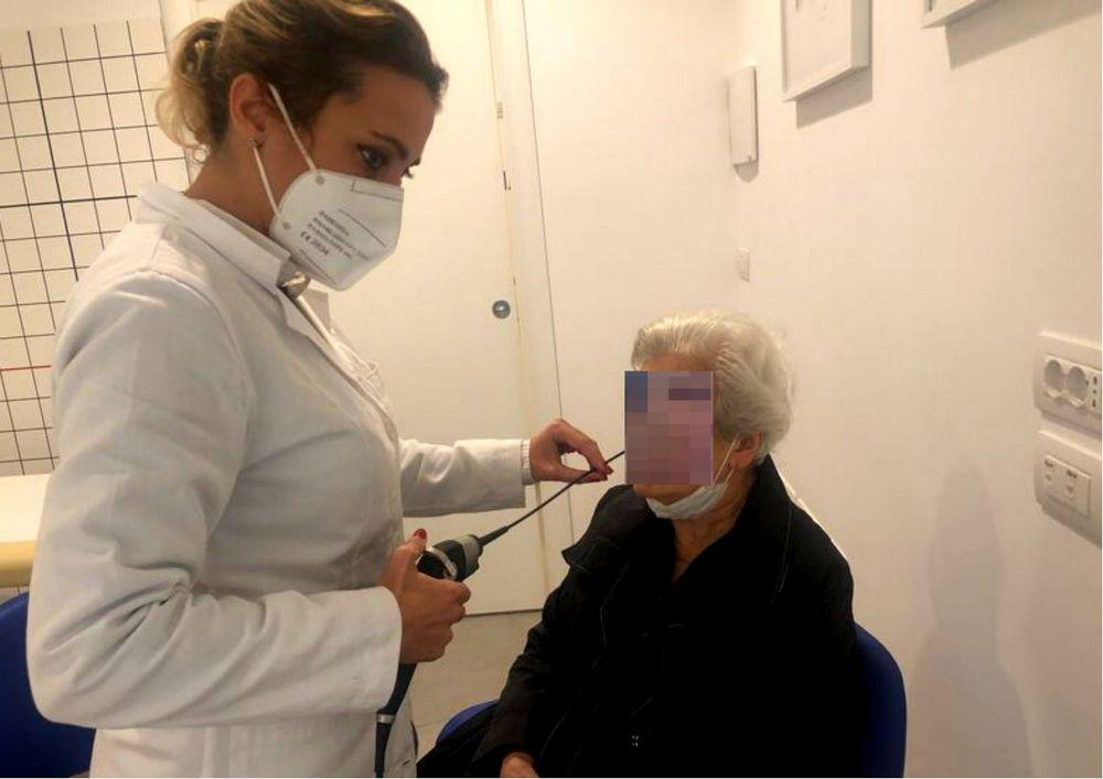 otorino centro medico oculistico loiodice corato dottoressa valeria tarantini otorinolaringoiatra
